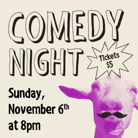 Langley City, Канада: November 6 Is Comedy Night At Oak & Thorne, Walnut Grove