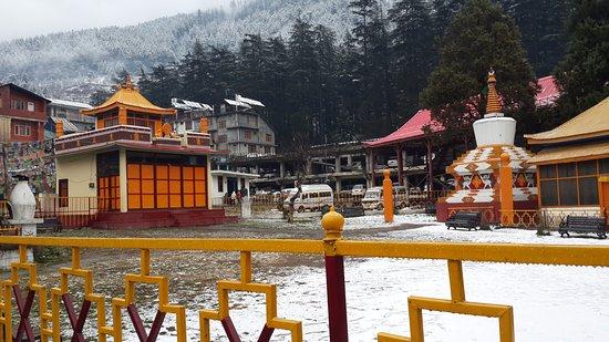 Gadhan Thekchhokling Gompa Monastery : Monastery Complex