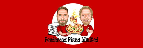 Pender Island, Canadá: Penderosa Pizza Limited - best pizzed in the Gulf Islands!