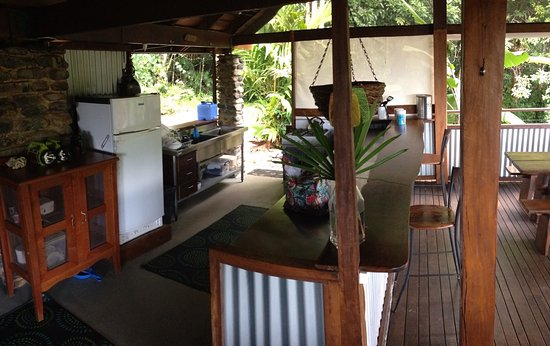 Noah Creek Rainforest Eco-Huts
