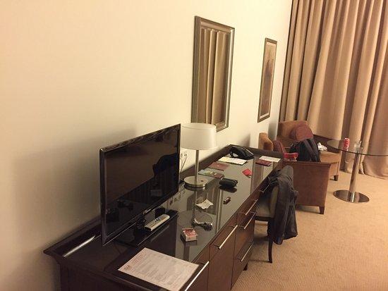 El Aurassi Hotel: Geht besser