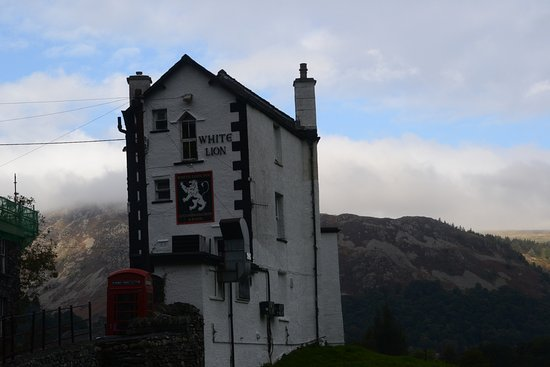 Patterdale, UK: A place with a view