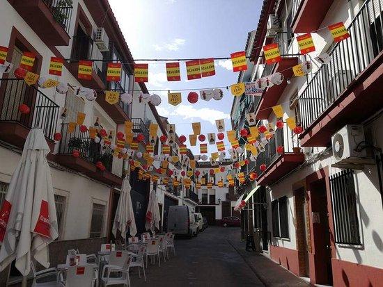 Montoro, Spania: Tapería del Pintor