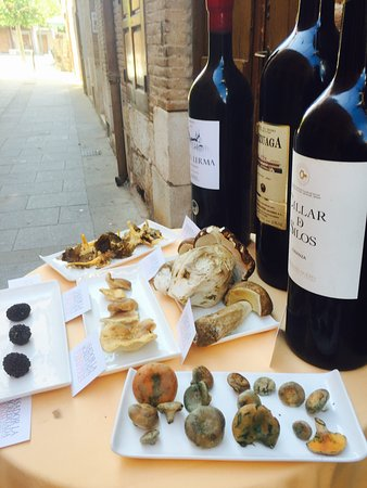 Lerma, Spanien: Fonda Caracoles