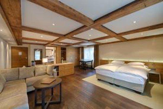 Hotel Bernerhof Gstaad: Es sieht wirklich so schön aus!