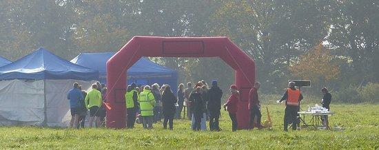 Swindon, UK : 5k taking place