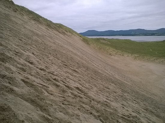 Strandhill, Irlanda: αμμόλοφος