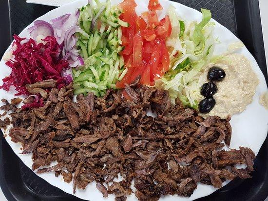 Burton upon Trent, UK: Shawarma Express Istanbul