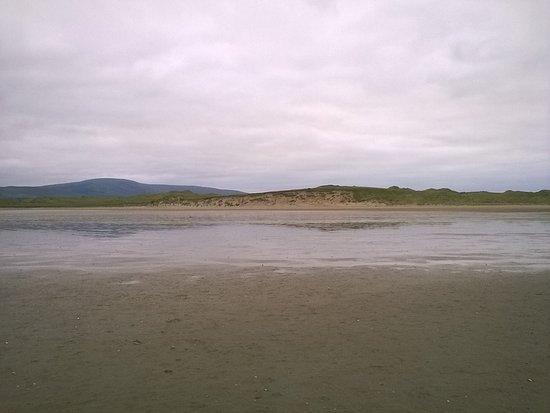 Strandhill, Irlanda: παραλία