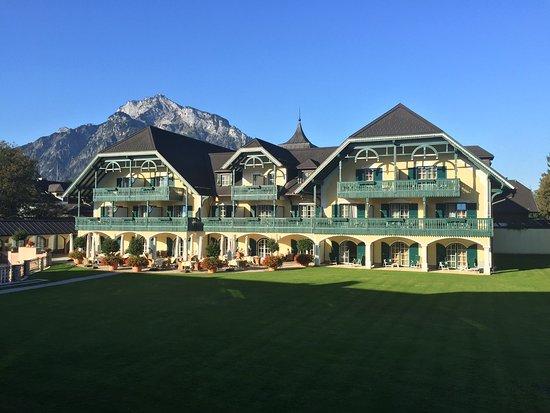 Anif, Austria: Hotel Friesacher (nähe Salzburg)
