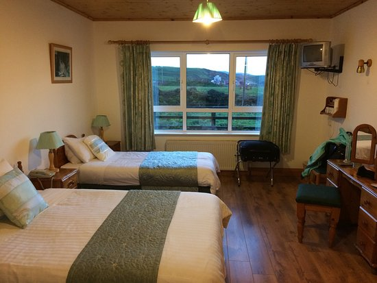 O'Connor's Guesthouse Accomodation: Clean and Comfortable