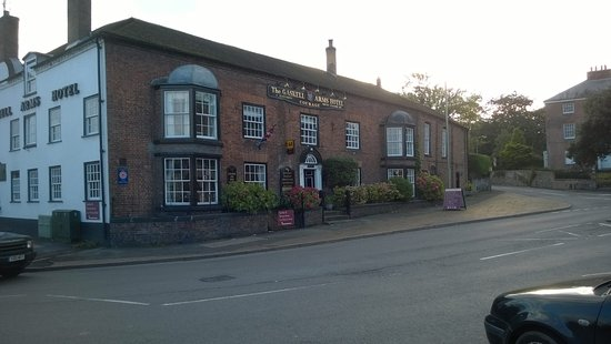 Foto de The Gaskell Arms Hotel