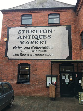 Church Stretton, UK: Stretton Market