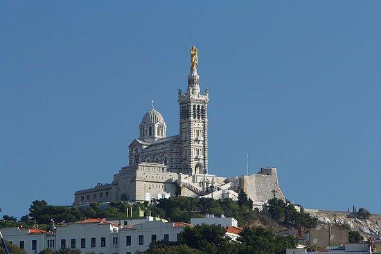Basilique Notre-Dame de la Garde : Notre-Dame