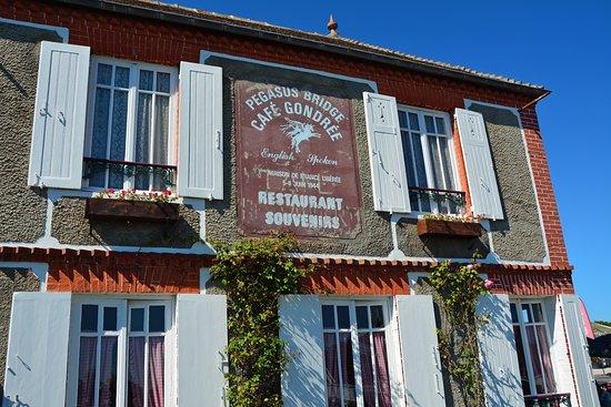 Ranville, Francia: Cafe Gondree