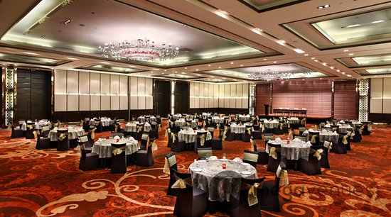 Greater Noida, Индия: Banquet Hall - Hotel Crowne Plaza_large.jpg