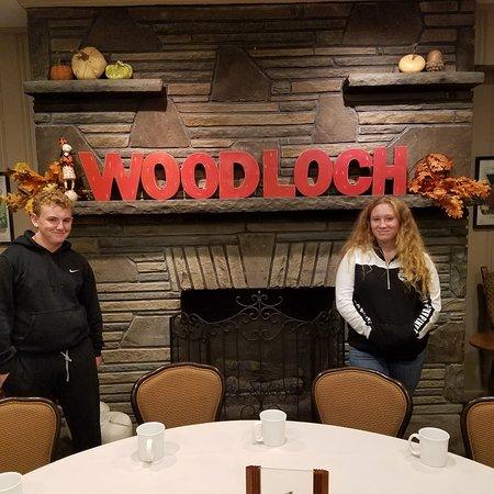 Hawley, Pensilvania: Entertainment at Woodloch