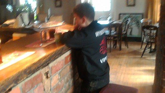 Wymondham, UK: Kids welcome