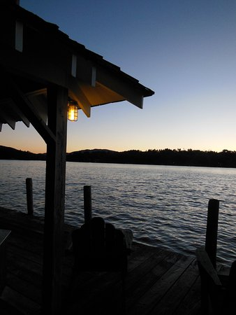 Takundewide Cottages on Lake George Cottage Reviews Cleverdale