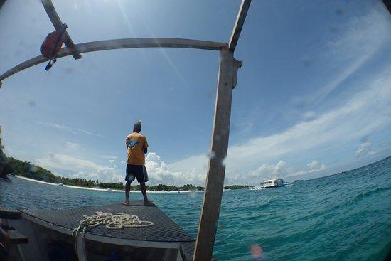 Malapascua Island, ฟิลิปปินส์: Lapus Shallow