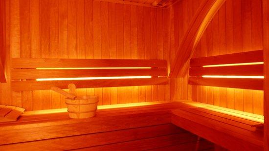 Rezydencja Grawert Boutique Hotel: Sauna