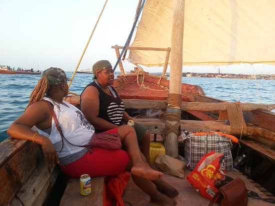 Zanzibar Archipelago, Tanzania: A week a go, I had 2 visitors from Botswana and 1 visitor from Germany – on the following tours