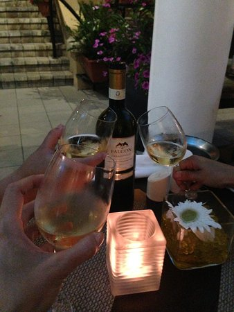 Corinthia Palace Hotel & Spa: Restaurante do Corinthia Palace Hotel
