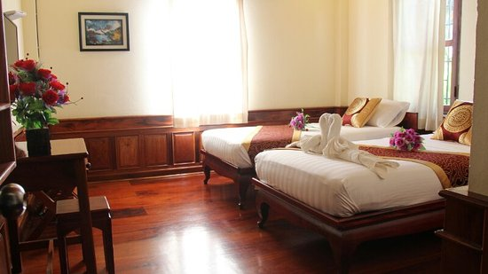 Ammata Guest House: VeryGood room  Good location