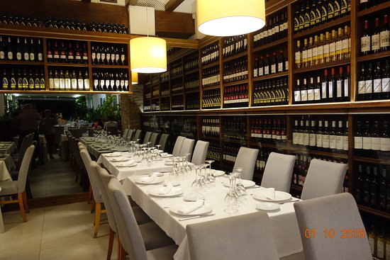 El Coso Hotel: la salle à manger