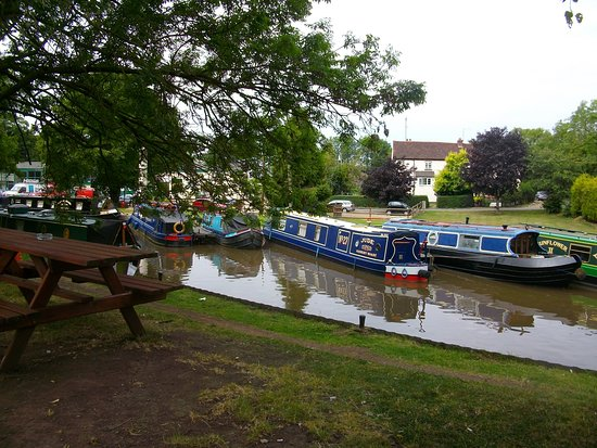 Bromsgrove, UK: Part of our walk from Tardebigge to Droitwich.