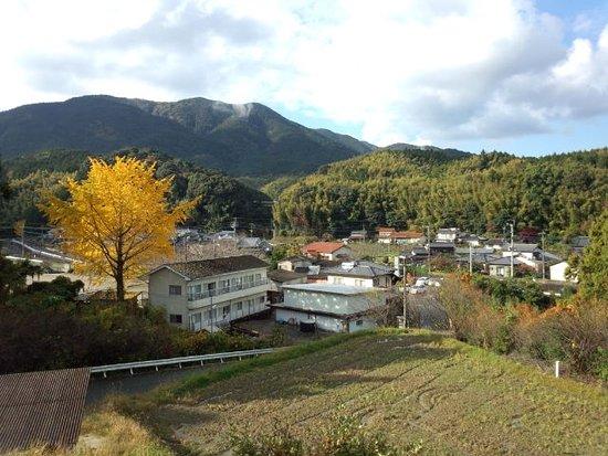 Yunozen no Sato: 景色のきれいなロケーション