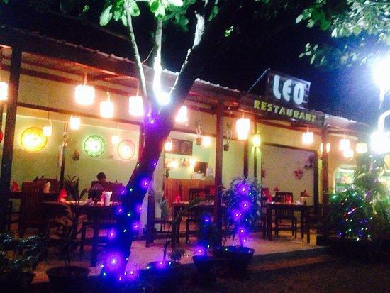Nyaung U, Μιανμάρ: Leo Restaurant