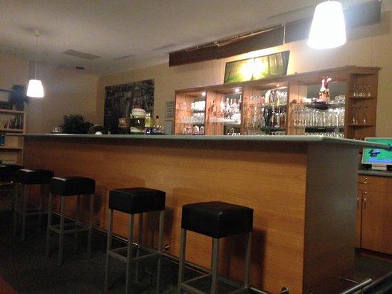 Astral Hotel: le bar