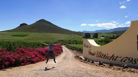 Robertson, Republika Południowej Afryki: Happy times
