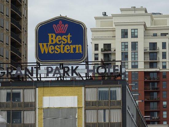 Best Western Grant Park Hotel Photo