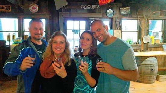 Three Brothers Wineries and Estates: Tasting!