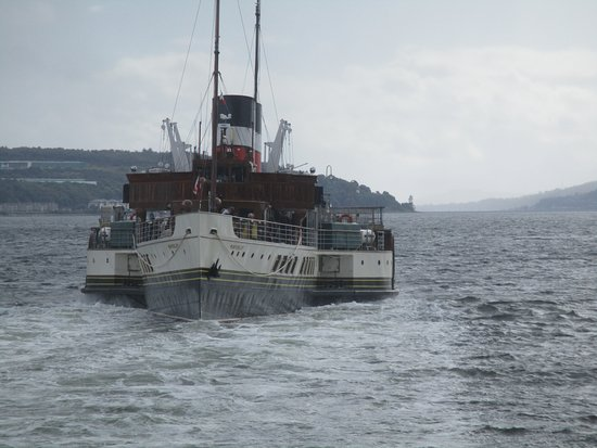 Kilcreggan, UK: The Waverley