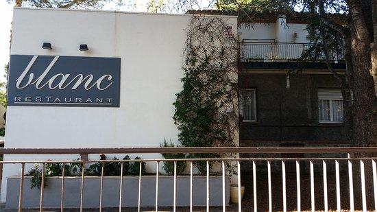 Bellaterra, إسبانيا: Blanc Restaurant