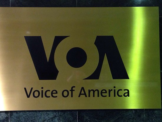 Voice of America Studio Tour