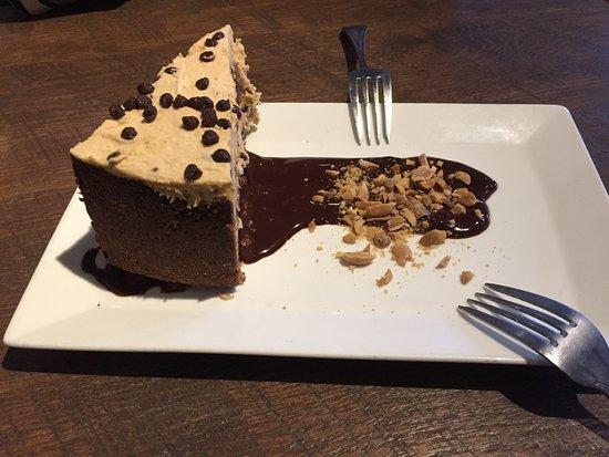 Exton, Pensilvania: Chocolate Peanut Butter Cake