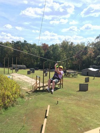 Archdale, Carolina del Norte: Awesome Adventure