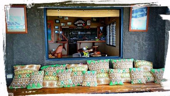 Paradise Taveuni: Приляг