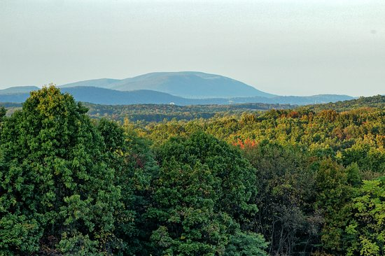 High View, Virginia Occidentale: View from the porch