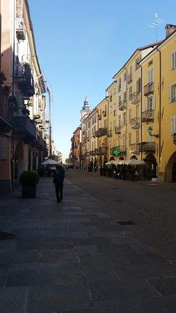Hotel Lovera Palace : Via Roma pedonale