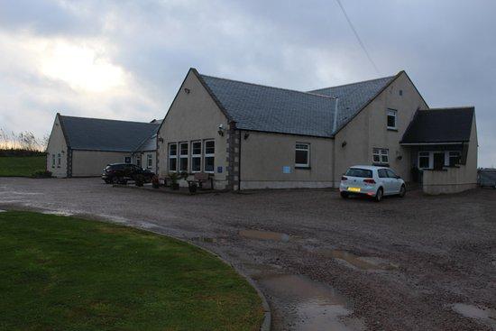 Lairhillock Lodge: esterno
