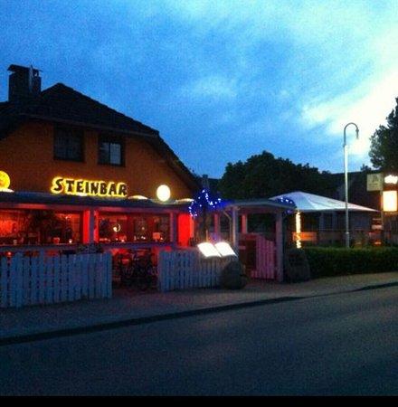Ostseebad Prerow, Germany: Steinbar - Prerow