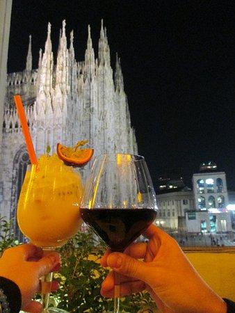 Spritz a Milano - Picture of Terrazza Aperol, Milan - TripAdvisor