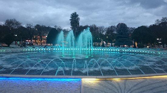Hurrem Sultan Fountain