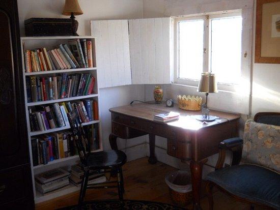 Winnemucca, NV: Skrivebord i soveværelset