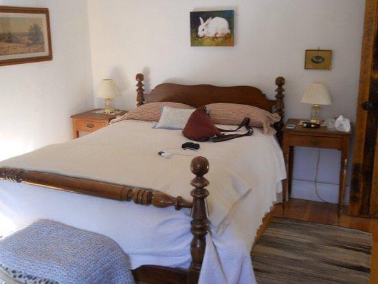 Winnemucca, NV: Soveværelse